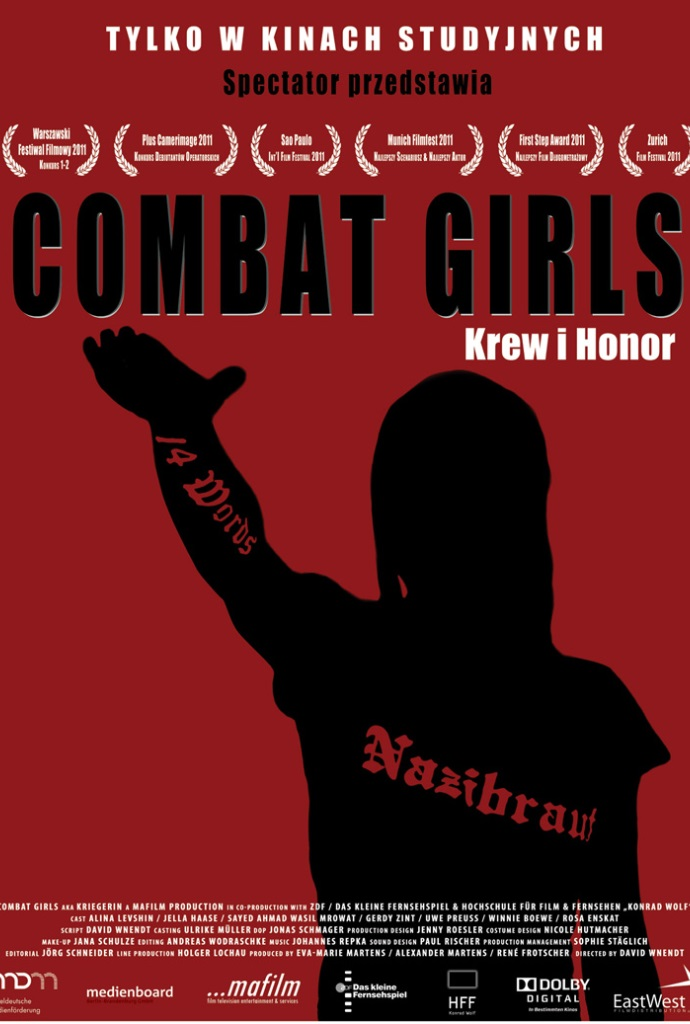 Combat Girls. Krew i honor