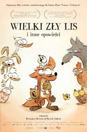 Wielki zły lis i inne opowieści
