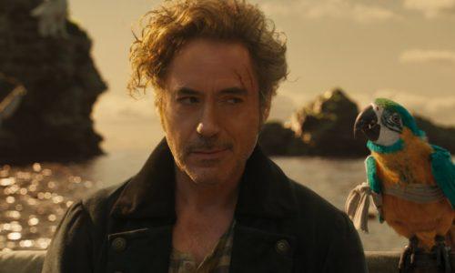 """FILM TYGODNIA: Lecząc przyjaźnią. Recenzja filmu """"Doktor Dolittle"""""""