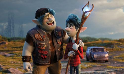 """FILM TYGODNIA: """"Naprzód"""". O rodzinie i dla rodziny"""