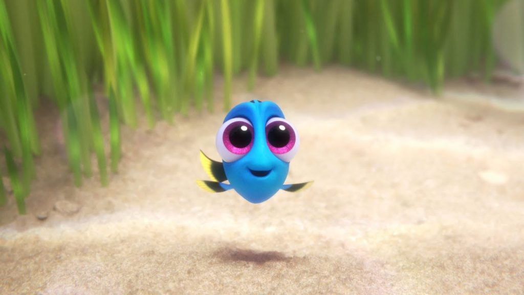 """Baby Dory"""" Clip - Finding Dory - YouTube"""