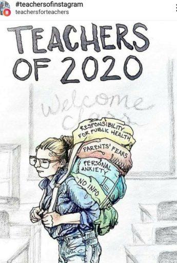 Drodzy Nauczyciele, o sytuacji, w której się znaleźliście nie jest nam łatwo pisać…