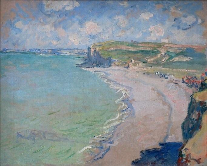 Plaża w Pourville – Wikipedia, wolna encyklopedia